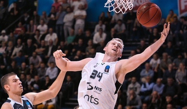 RS Round 6: Partizan delivers in Coach Trinchieri's debut