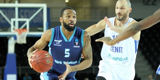 Partizan lands All-EuroCup swingman Redding