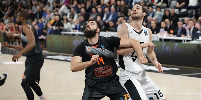 7DAYS EuroCup, Regular Season Round 6: LDLC ASVEL Villeurbanne vs. Valencia Basket