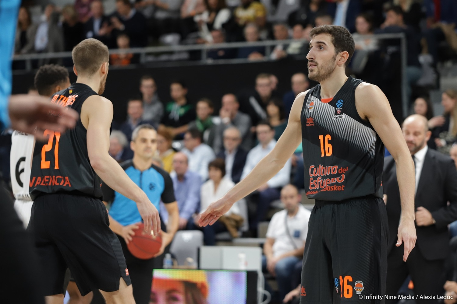 Guillem Vives - Valencia Basket (photo Infinity Nine Media - Alexia Leduc) - EC18
