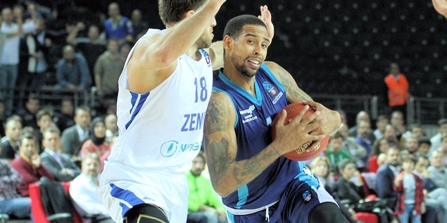 Red-hot Landesberg lit up Zenit again