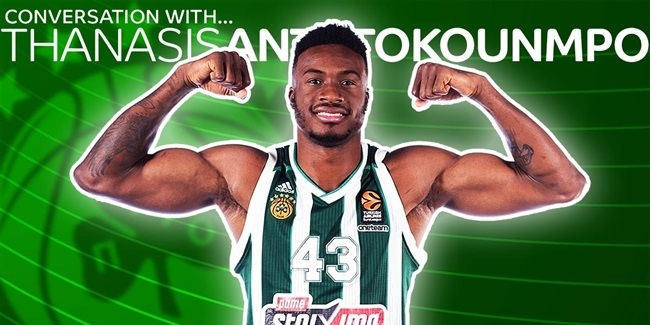 "Thanasis Antetokounmpo: ""We cannot forget where we came from"""