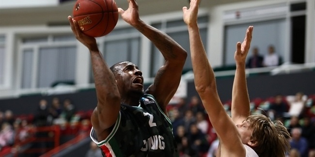 Raymar Morgan, UNICS: 'We know what's at stake'