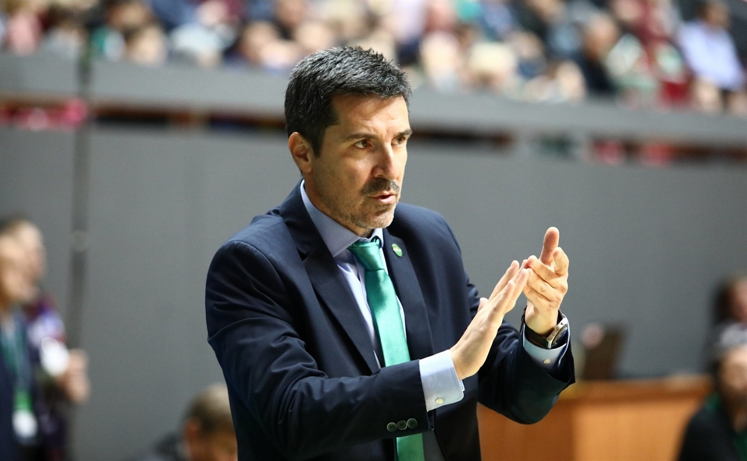 Dimitris Priftis - UNICS Kazan (photo UNICS) - EC18