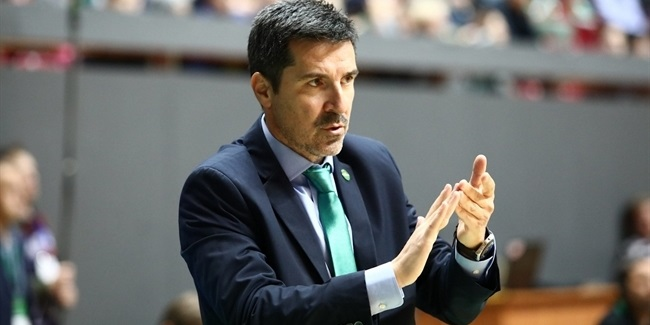 UNICS keeps Coach Priftis