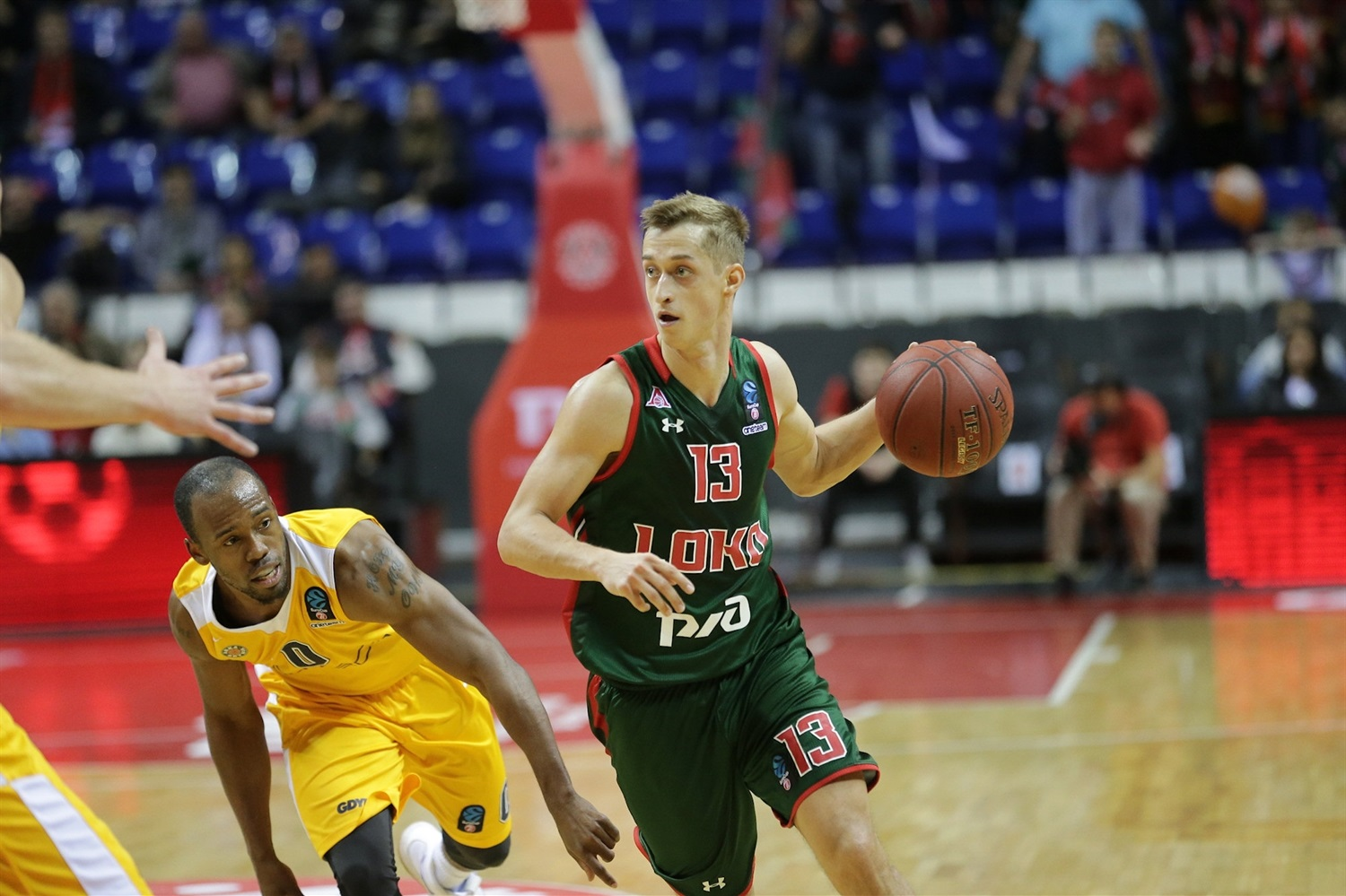 Dmitry Khvostov - Lokomotiv Kuban Krasnodar (photo Lokomotiv) - EC18