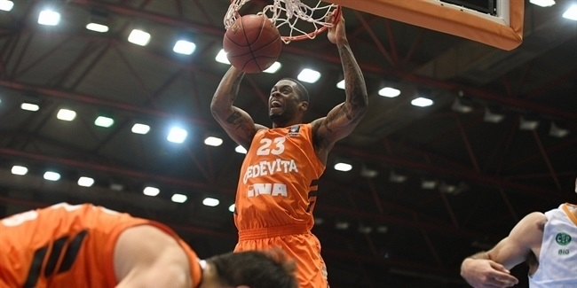 7DAYS EuroCup, Regular Season Round 6: Cedevita Zagreb vs. Limoges CSP