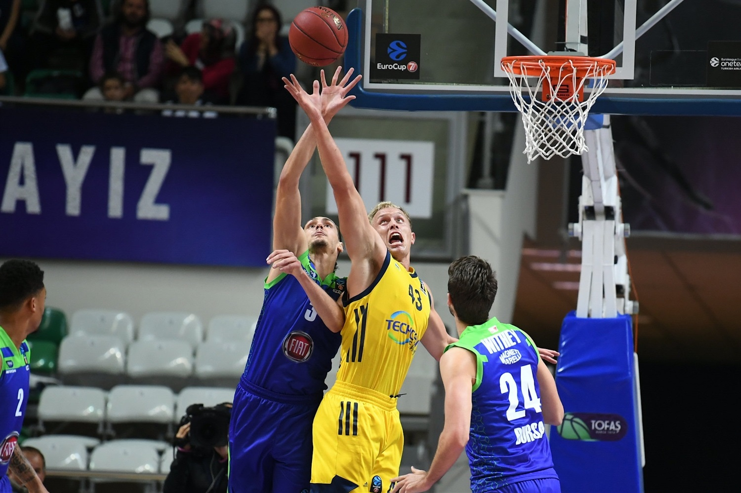 Luke Sikma - ALBA Berlin (photo Ozan Demir - Tofas) - EC18