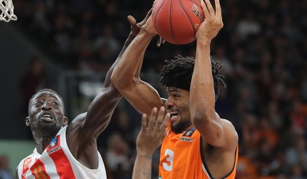 RS Round 6: Ulm offense stuns EuroCup's top defense in win over Zvezda