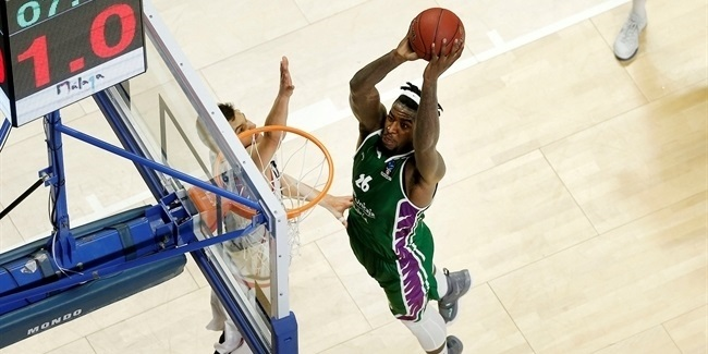 7DAYS EuroCup, Regular Season Round 6: Unicaja Malaga vs. Rytas Vilnius