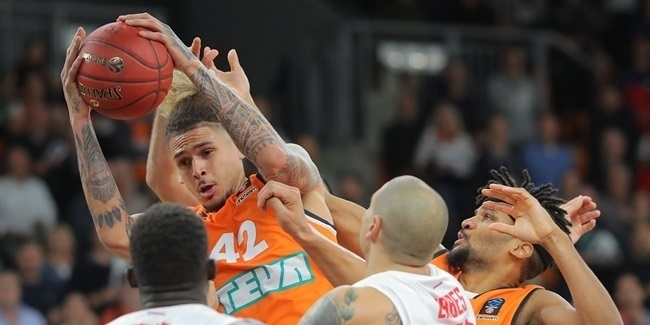 7DAYS EuroCup, Regular Season Round 6: ratiopharm Ulm vs. Crvena Zvezda mts Belgrade