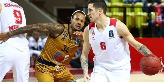 7DAYS EuroCup, Regular Season Round 6: AS Monaco vs. Germani Brescia Leonessa