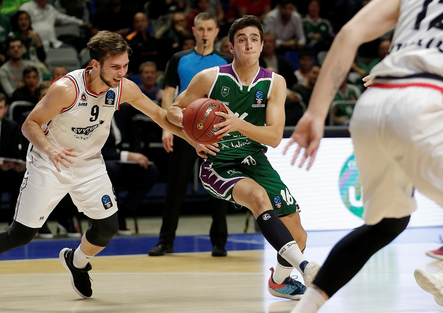 Pablo Sanchez - Unicaja Malaga (photo Unicaja) - EC18