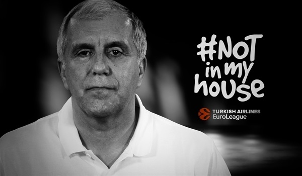 Euroleague Basketball launches campaign for integration, against discrimination