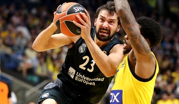 RS Round 6 report: Madrid mauls Maccabi in Tel Aviv