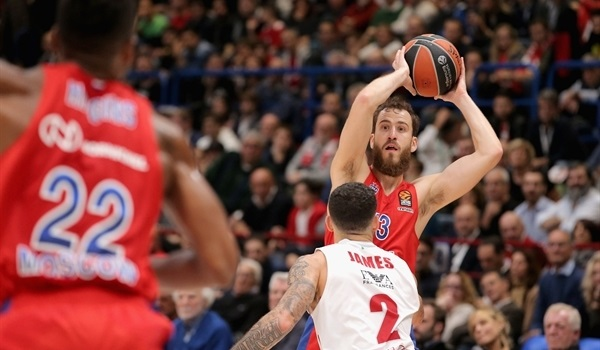 RS Round 6 report: CSKA rallies past Milan in a thriller