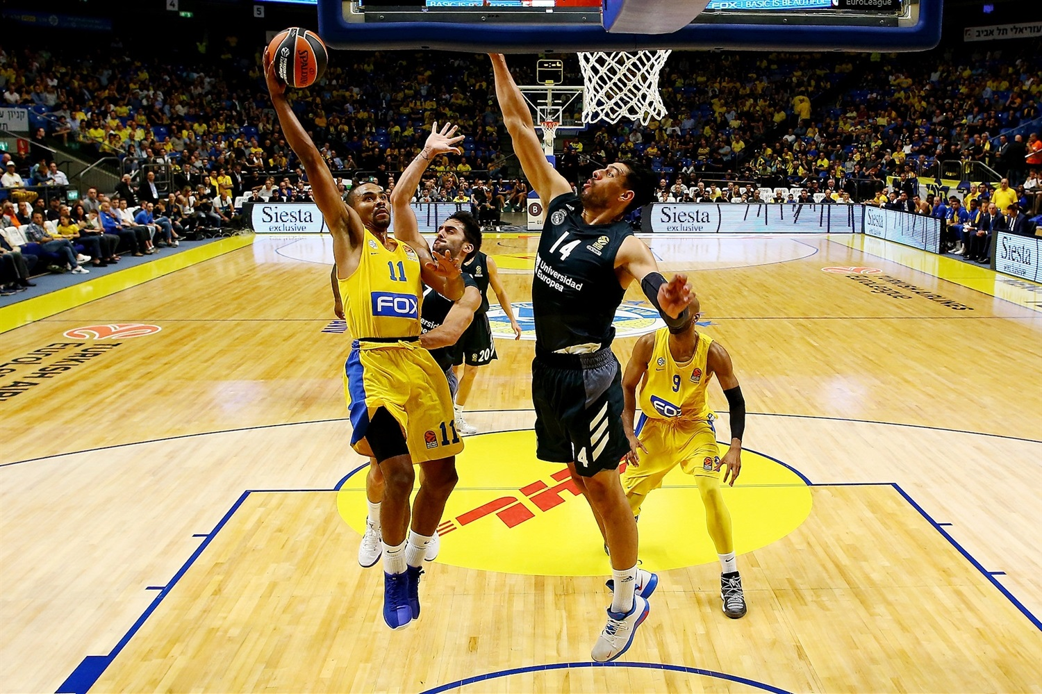 Ramon Sessions - Maccabi FOX Tel Aviv - EB18