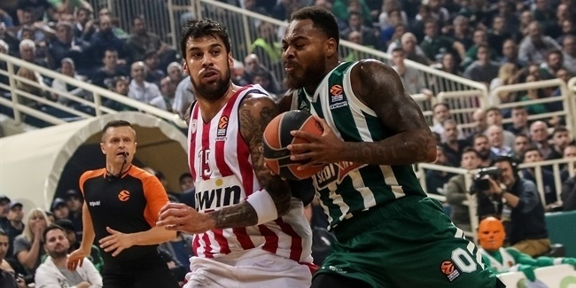 Game of the Week: Greek greats go at it again