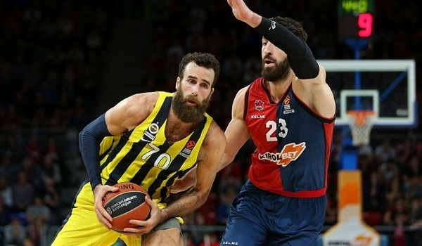 RS Round 6 report: Fenerbahce prevails over Baskonia in thriller