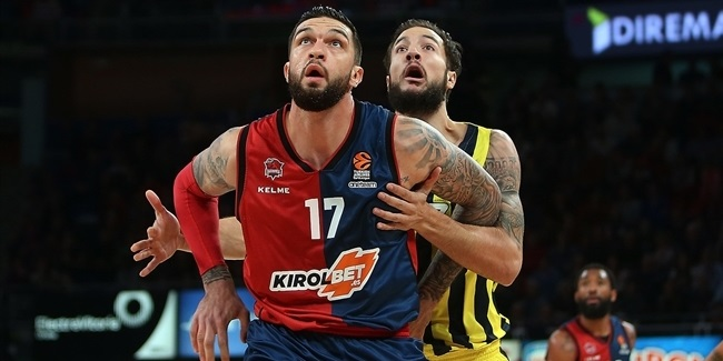 Vincent Poirier, Baskonia: 'I am not scared of anybody'