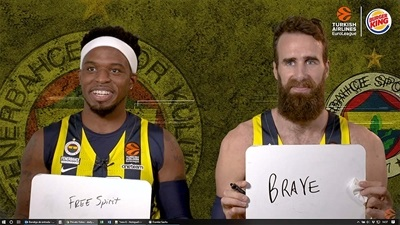 Getting Grilled with Burger King: Fenerbahce Istanbul