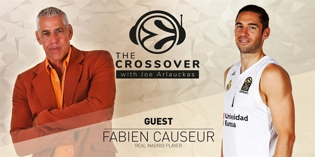 The Crossover podcast with Fabien Causeur