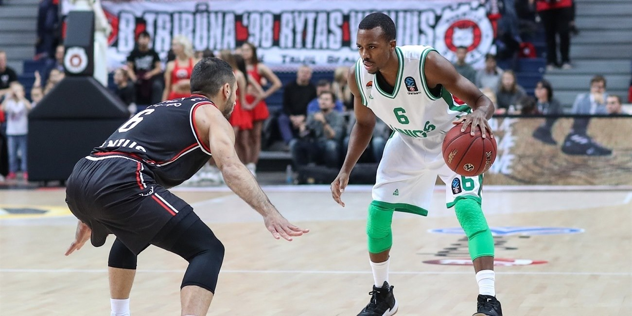 Errick McCollum - UNICS Kazan (photo Rytas) - EC18