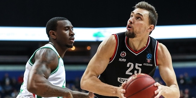 Rytas re-signs big man Kairys