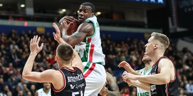 7DAYS EuroCup, Regular Season Round 7: Rytas Vilnius vs. UNICS Kazan