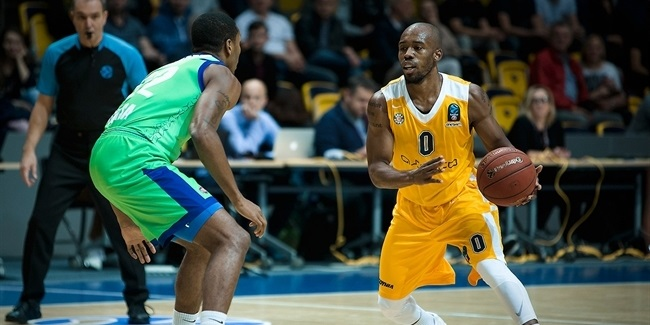 7DAYS EuroCup, Regular Season Round 7: Arka Gdynia vs. Tofas Bursa