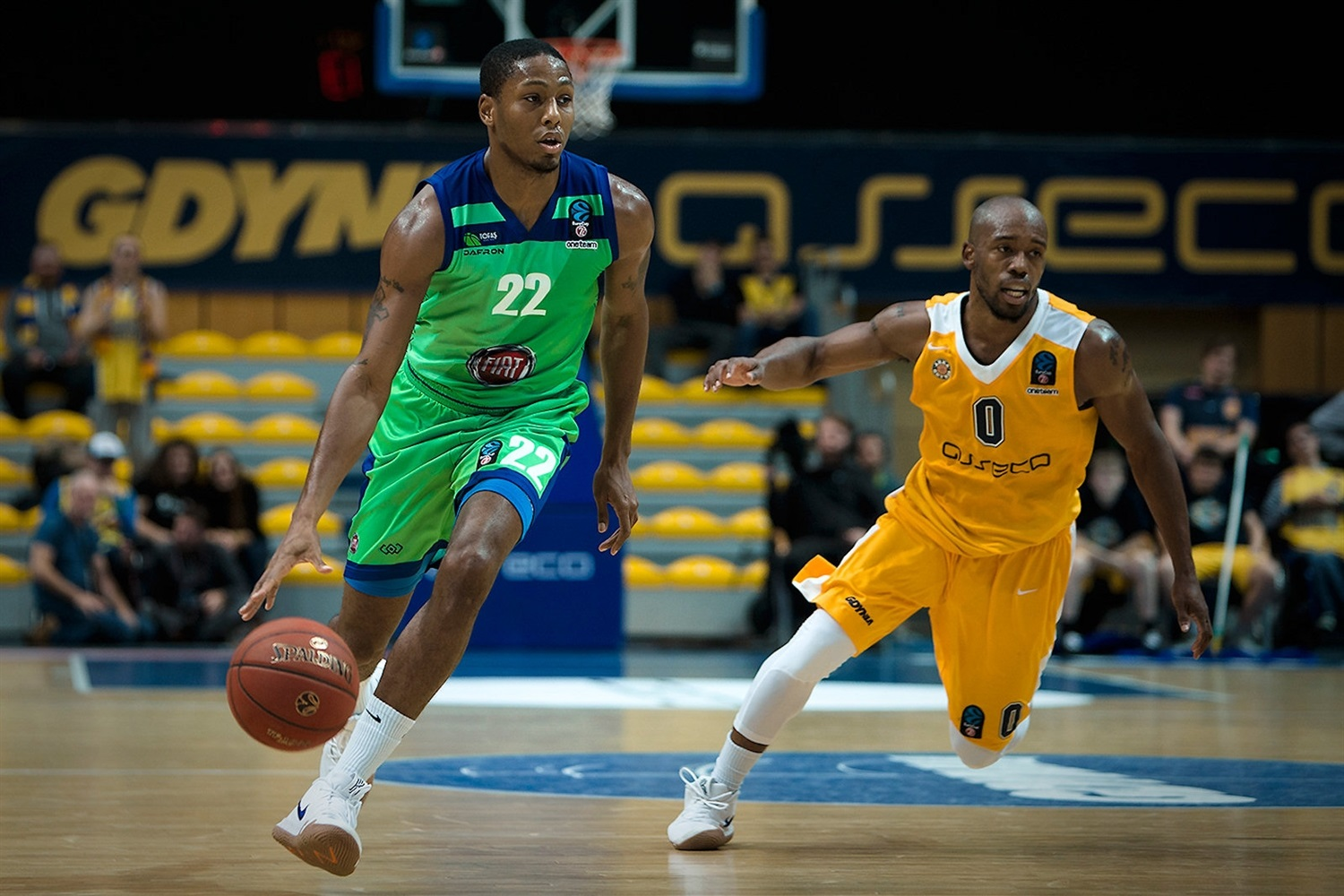 Demonte Harper - Tofas Bursa (photo Arka Gdynia) - EC18
