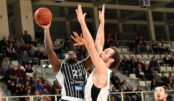 RS Round 7: Trento snaps losing streak, beats ASVEL to stay alive