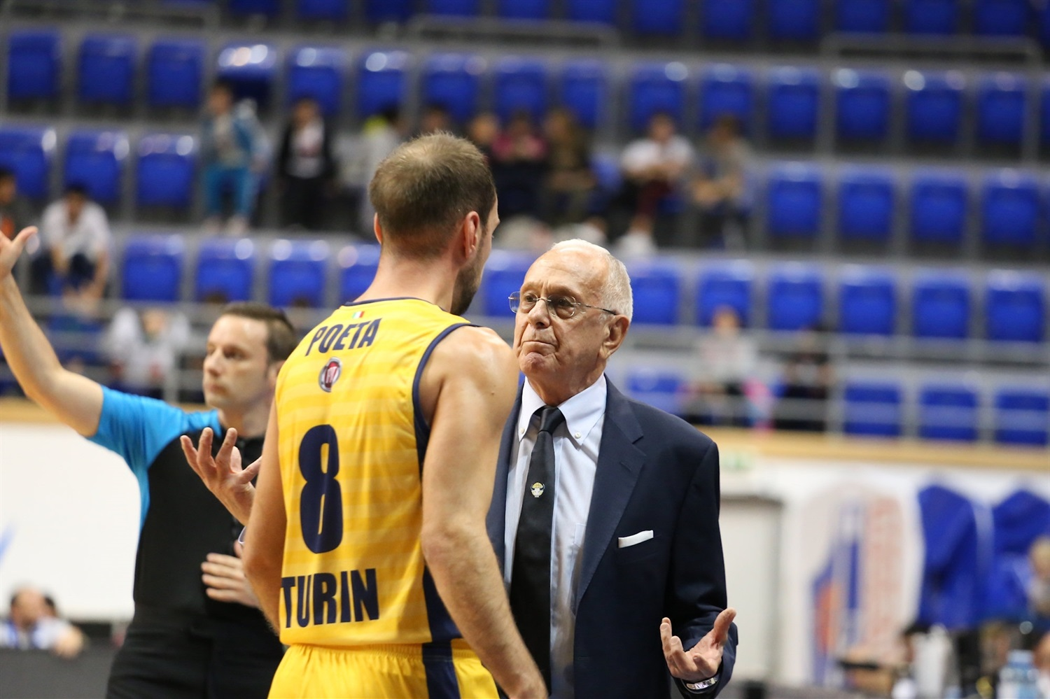 Larry Brown - Fiat Turin (photo Mornar) - EC18