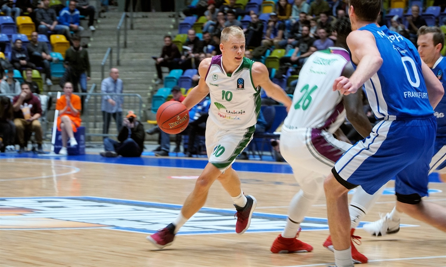 Sasu Salin - Unicaja Malaga (photo Skyliners) - EC18