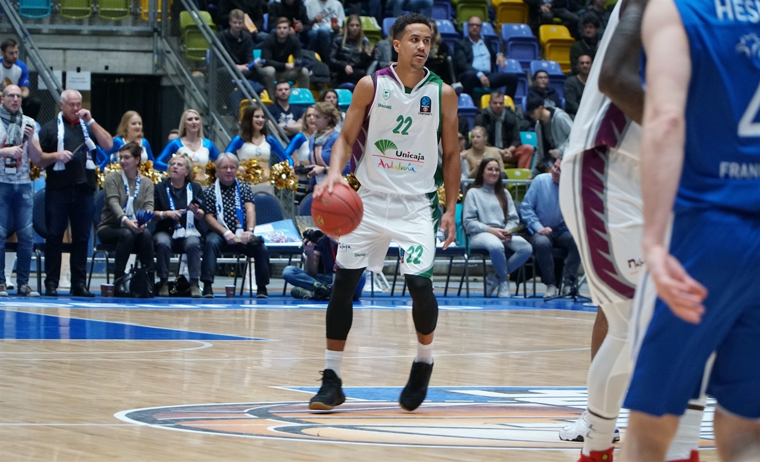 Brian Roberts - Unicaja Malaga (photo Skyliners) - EC18