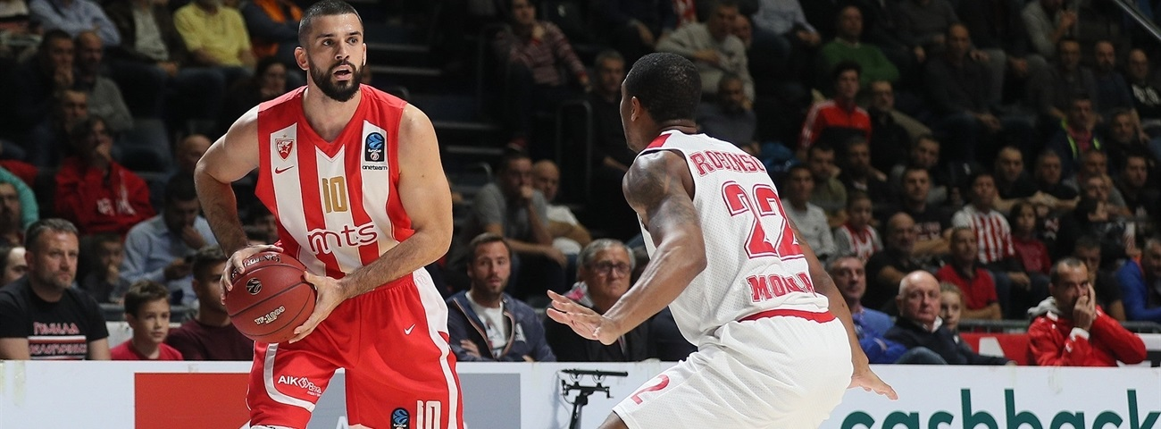 Zvezda extends team captain Lazic