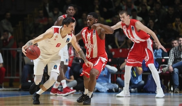 RS Round 7: Monaco wins in Belgrade, is first in Group A