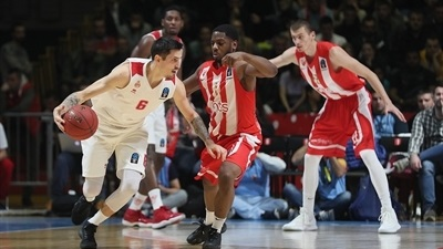 Monaco wins in Belgrade, is first in Group A