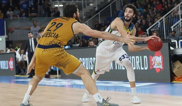 RS Round 7: MoraBanc leaves Brescia with its first EuroCup road win