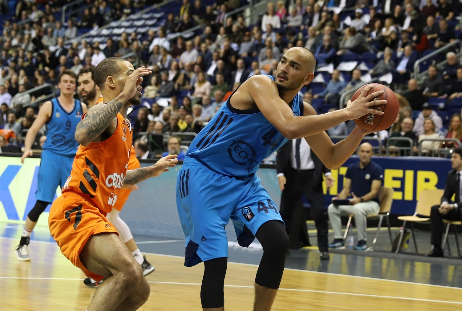 Stefan Peno - ALBA Berlin (photo Andreas Knopf - ALBA) - EC18