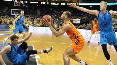 Cedevita sinks ALBA, which backed into Top 16
