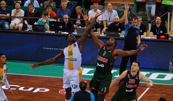RS Round 7: Lokomotiv beats Limoges, clinches Top 16 spot