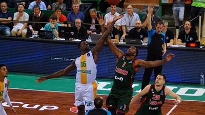 Lokomotiv beats Limoges, clinches Top 16 spot