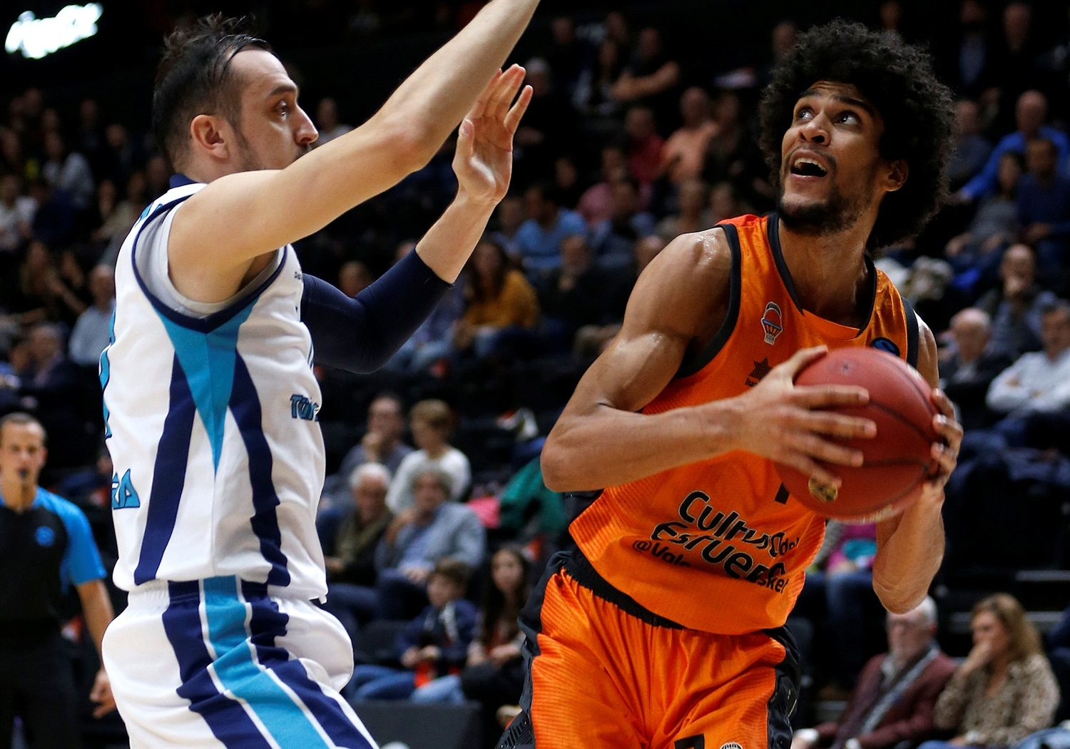 Louis Labeyrie - Valencia Basket (photo Valencia) - EC18