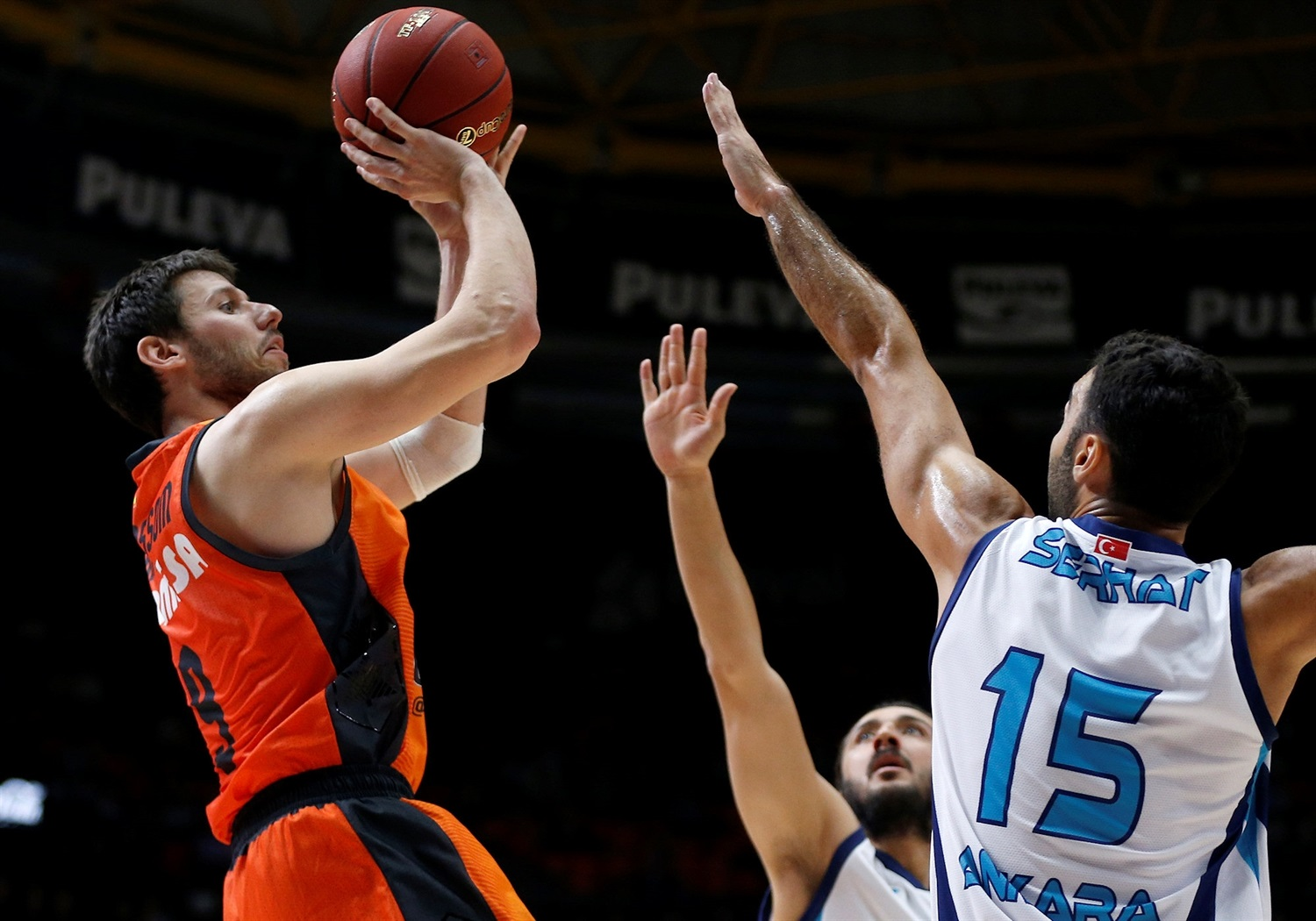 Sam Van Rossom - Valencia Basket (photo Valencia) - EC18