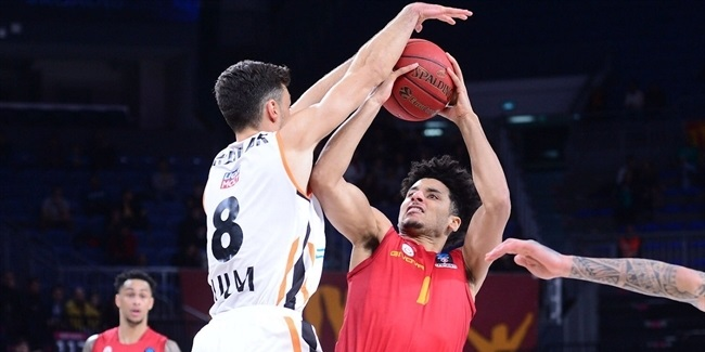 7DAYS EuroCup, Regular Season Round 7: Galatasaray Istanbul vs. ratiopharm Ulm