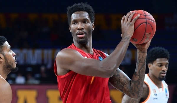 Zalgiris lands Hayes at forward