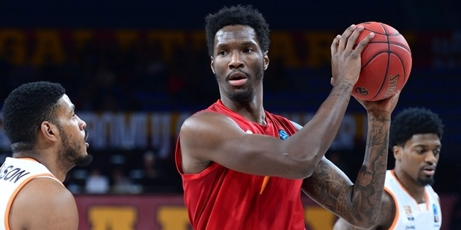 Zalgiris signs Hayes at forward