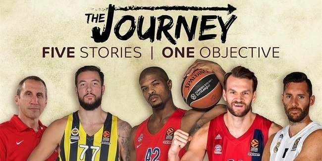 The Journey, Five Stories one Objective: Chapter 1