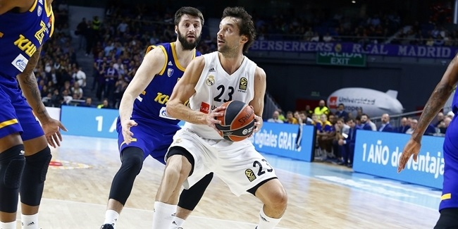 RS Round 7: Real Madrid vs. Khimki Moscow Region